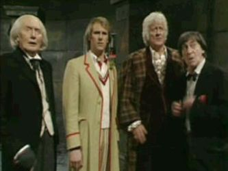 The Five Doctors - Oh no no gif by limpet666