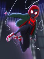 Into the Spider-verse by superprongs