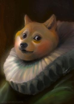 Sir Doge by Ardinaryas