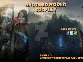 Another world cosplay Official by CryingGypsy