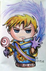 Anduin Wrynn - In the name of lollichop! by Nastea-AnyMash