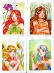 Four Seasons by Ibealia