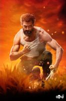 Logan Poster by GOXIII