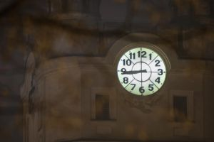 Church Clock by RKv15