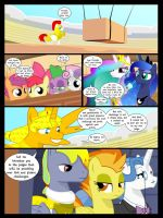 The Rightful Heir: Issue 3 - Page 025 by GatesMcCloud