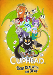 Cuphead by Fearcrowz
