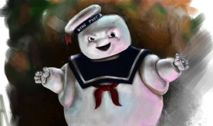 stay puft. by oconi