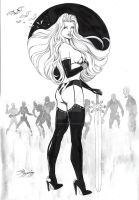 lady death by amorimcomicart