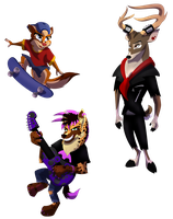 Zootopia Adopt-Auctions by albinoraven666fanart