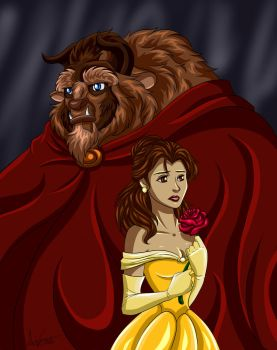 Beauty and the Beast by ALS123