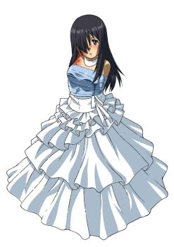 Hanako Wedding Dress by Daikinbakuju