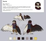 Jungle Madness - Character reveal 3# - Farris by Mate-ko