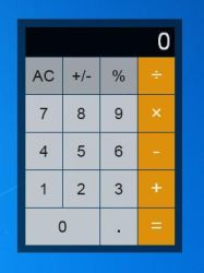 SimpleCalc 1.0.0 by TGonZ0
