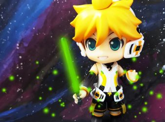 2017 Star Wars Day - Jedi Len by ng9