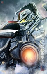Pacific Rim- Gipsy Danger by TyrineCarver