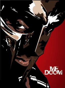 mf doom by ghostserver