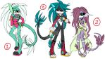 Sonic adopt ' blue dragon ' class closed  Ofter by AK-47x