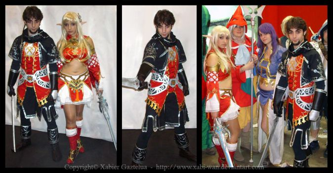 Lineage II Cosplay by Xabi-Wan
