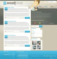 Wordpress by sinthux