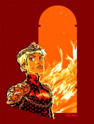 Cersei Lannister - Mother of Madness by Chris-Yop-Lannes