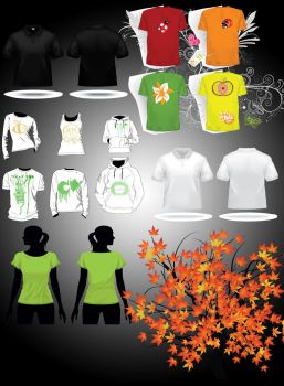 Tshirt collection by atilazz