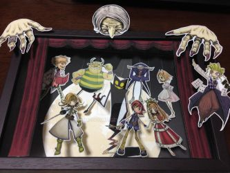 Okage: Shadow King's shadow box by um0000mu