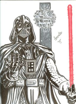 Vader 1 by qiunzo