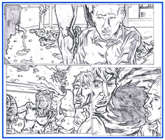 NAKED MAN AT THE END OF TIME - Page 21 Pencils by KurtBelcher1