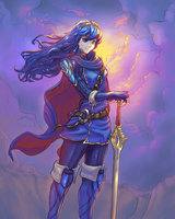 Lucina commission by cutesexyrobutts