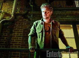 Finn Jones as Iron Fist in Marvel's The Defenders by Artlover67