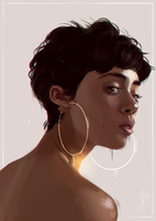 Gold by adashuko