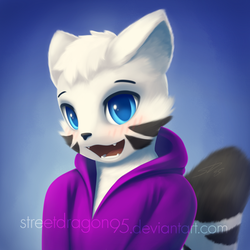 Soul ID: Commission for Azulatios by streetdragon95