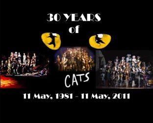 30 Years of CATS by musicgal3