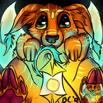 Icon Commission-cherryvimto by BlindCoyote
