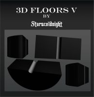3D 2 way floors by starscoldnight by StarsColdNight