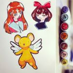 Old markers, new art by PixelationGirl