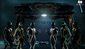 TRON - Choose Your Program by TheSnowman10