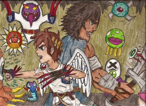 Kid Icarus Favourites By LexicalNuncance On DeviantArt