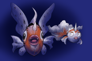 The Goldeen Family