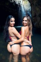 Shana Evers and Rosanna Arkle 3 by AngelRiley