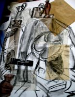 Another Cubist Still Life by Necro-Agalma
