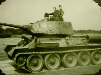 T-34 by PRR8157