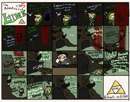 The Adventures of Link 5 by Monotypical