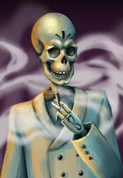 Grim Fandango by Gyash
