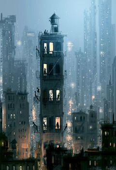 To everybody else  it s the same old story by PascalCampion