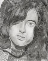 Jimmy Page by rj700