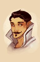 CM: Dorian by BloodnSpice