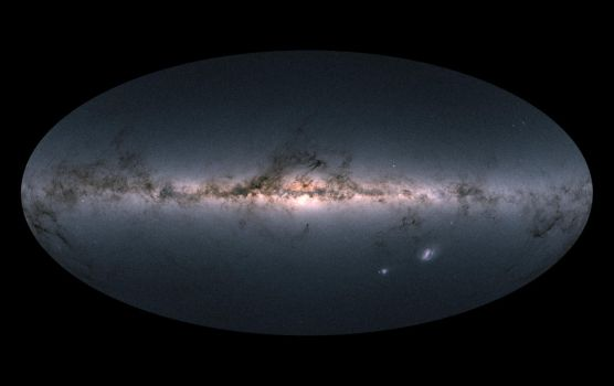 Gaia's Sky in Colour by Earth-Hart