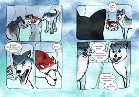 A Child Led Astray Volume 3 Pg2-3 by Hunchdebunch