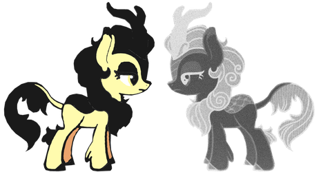 My Little Pony (Made up Characters 2) by shastasnow